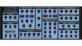 Obxd: free VST plugin synth inspired by Oberheim OB-X
