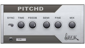 Wok releases Pitchd: free VST delay plugin