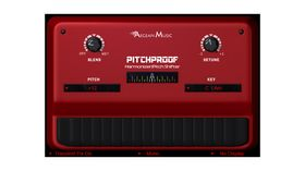 Aegean Music releases Pitchproof, free VST pitch shifter/harmoniser plugin