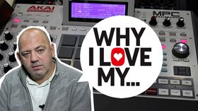 Steve Mac: Why I love my... AKAI MPC Renaissance