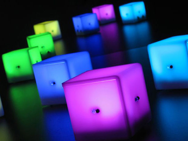 Amazingly, these cubes can be used to control your music software.