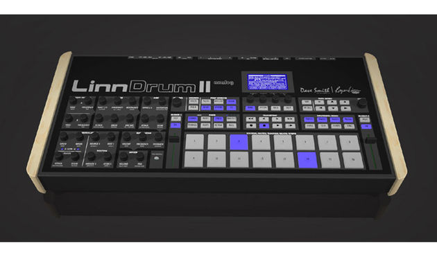 The Analog version of the LinnDrum II will come with additional features.