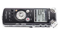 Olympus LS-10 joins portable recorder race