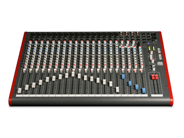 The ZED-24 looks to be a compact yet capable mixing solution.