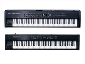 "Roland to release ""powerhouse"" RD-GX stage pianos"