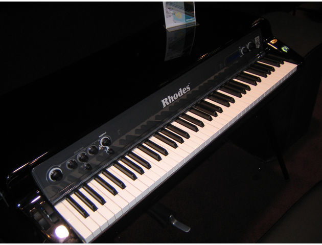 The new Rhodes will be available in three colours.