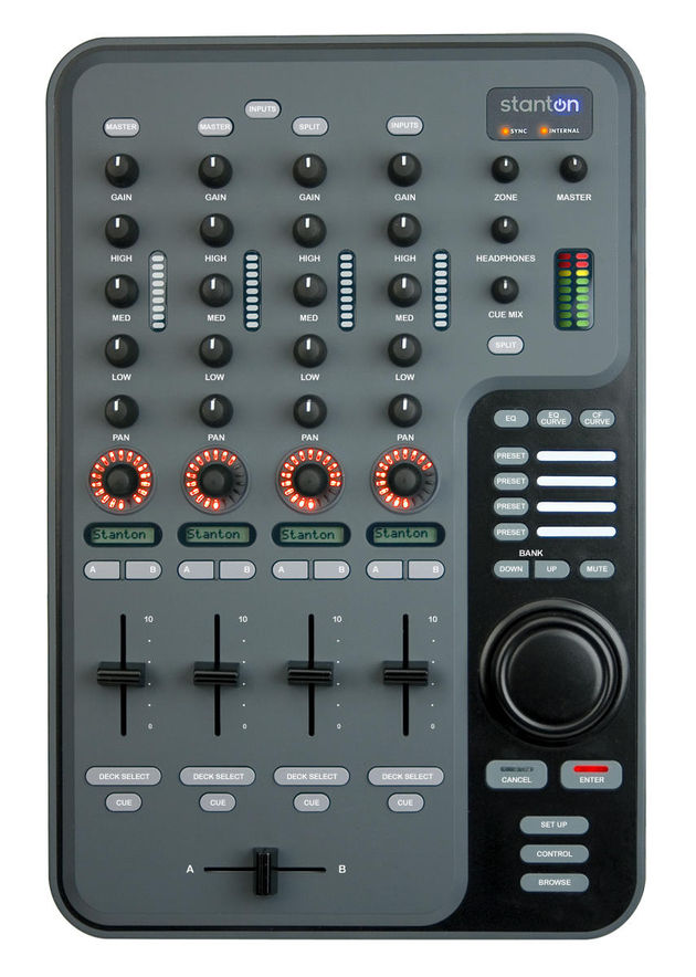 4-channel mixing is possible on the SCS.1m.