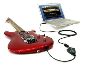 NAMM 2008 Blog: The guitar and hi-tech love in