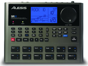 NAMM 2008: Alesis SR-18 drum machine is portable
