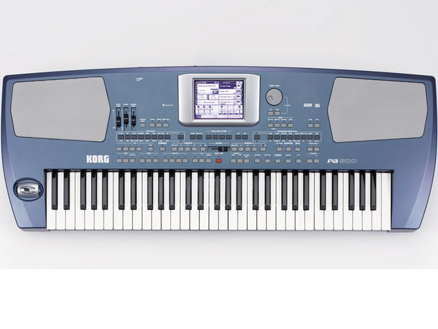 The Pa500 uses the same synthesis engine found in the Korg M3.