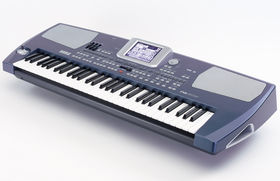 NAMM 2008: Korg Pa500 is a cost-effective arranger keyboard