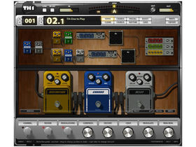 NAMM 2008: Overloud TH-1 allows 'morphing' between virtual amps
