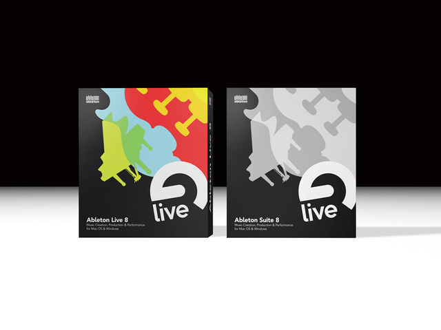 Live 8 looks set to win the software new fans.