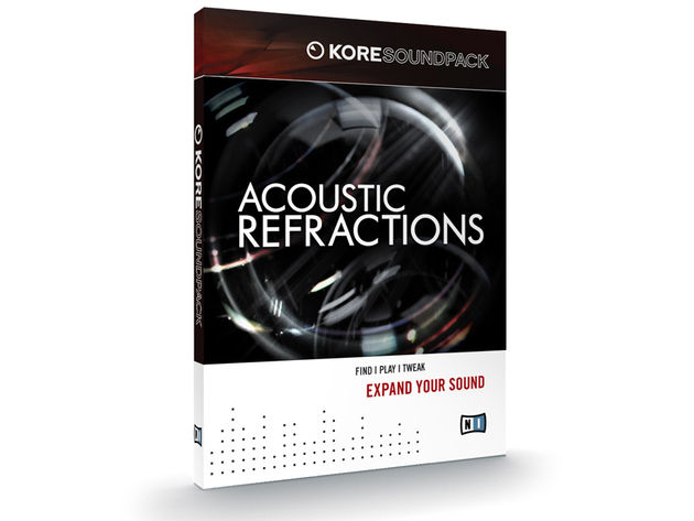 Acoustic Refractions offers an alternative to 'standard' instrumental sounds.