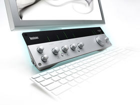 Lexicon unveils elegant USB 2.0 audio interfaces