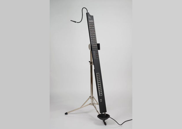 Eigenharp Tau: debuting at NAMM.