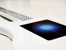 Misa Digital Guitar replaces strings with touchscreen