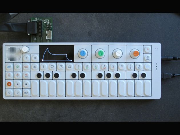 Teenage Engineering OP-1: please tell us we can play it now.