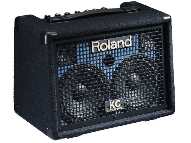 Roland KC-100: the take-anywhere keyboard amp.