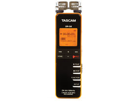 NAMM 2010: Tascam launches compact DR-08 portable recorder