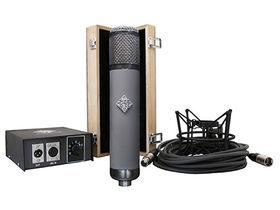 NAMM 2010: Telefunken showcases AR-51 condenser mic