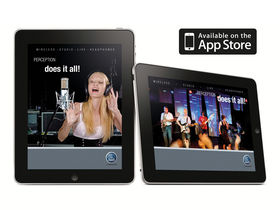NAMM 2011: AKG launches Perception showcase app
