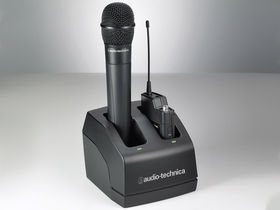 NAMM 2011: Audio-Technica introduces ATW-CHG2 recharging station