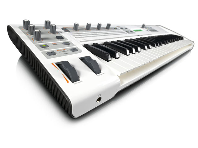 M-Audio's Venom synth was released in 2011.