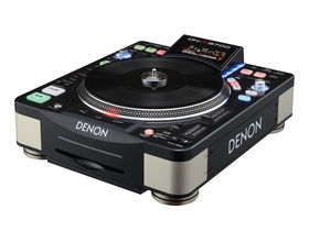 NAMM 2011: Denon DJ announces DN-S37000 firmware update
