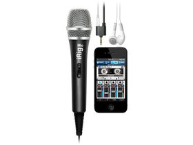 NAMM 2011: IK Multimedia launches iRig Mic