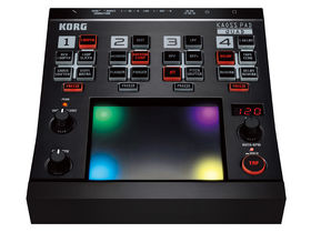 NAMM 2011: Korg Kaoss Pad Quad launched