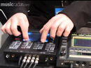 NAMM 2011 VIDEO: Korg Kaoss Pad Quad demo