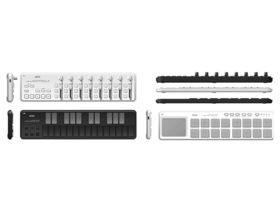 NAMM 2011: Korg announces NanoSeries2 mini controllers