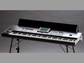 NAMM 2011: Korg Pa3X professional arranger workstation