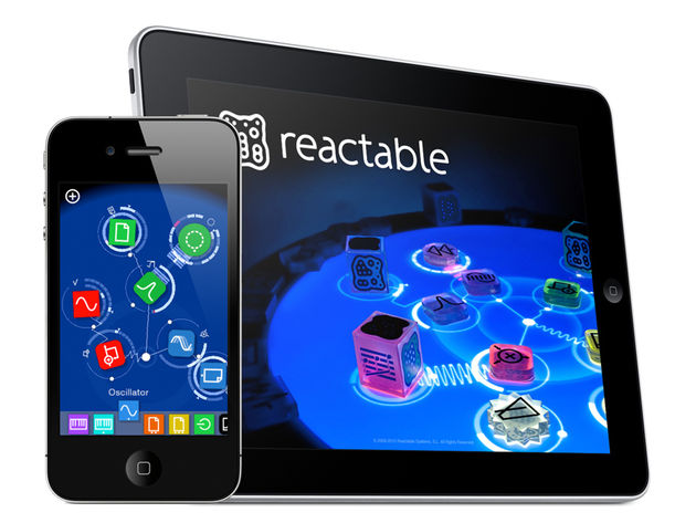 Reactable Systems Reactable Mobile