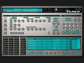 NAMM 2011: Rob Papen throws Punch drum machine into the ring