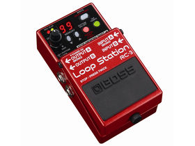 NAMM 2011: Boss unveils RC-30 and RC-3 Loop Station pedals