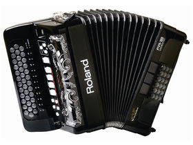 NAMM 2011: Roland introduces FR-18 Diatonic V-Accordian