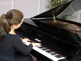 NAMM 2011 VIDEO: Roland V-Piano Grand demo