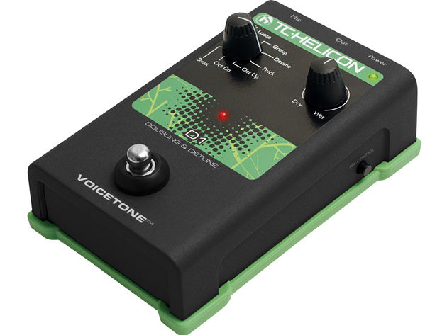 The TC-Helicon VoiceTone D1