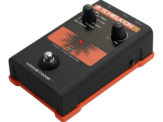 The TC-Helicon VoiceTone R1