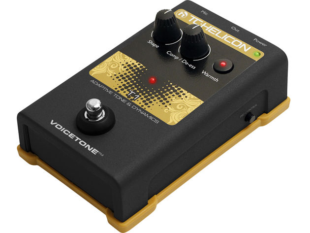 The TC-Helicon VoiceTone T1