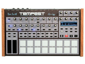NAMM 2011: Dave Smith and Roger Linn unleash Tempest analogue drum machine