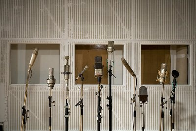 Abbey road mics