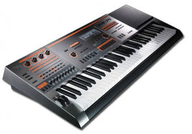 NAMM 2012: Casio XW-P1 synthesizer photo leaks