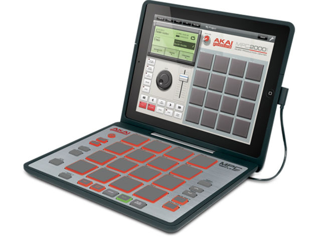 Akai's MPC Fly: click the image for more product shots.