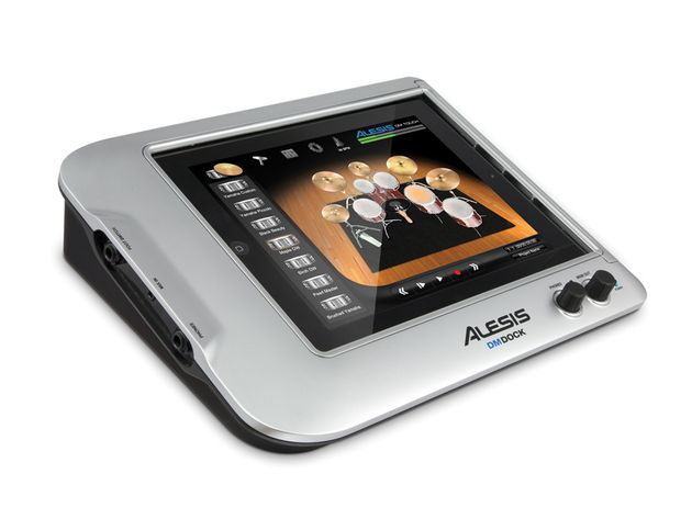 Alesis DM Dock: click the image for a shot of the rear.