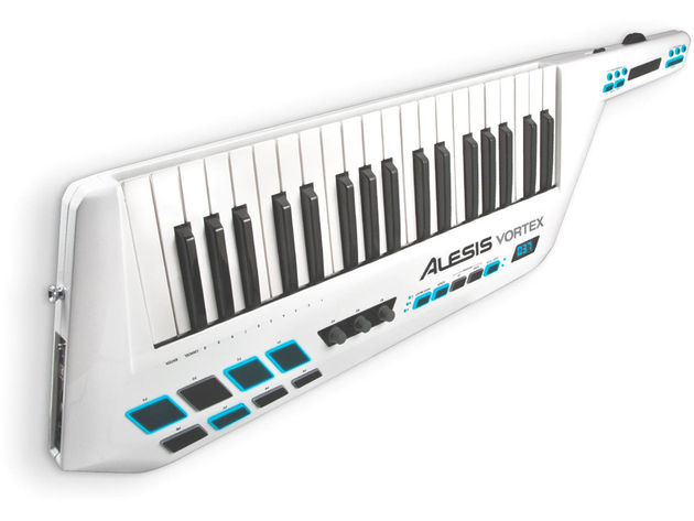 The Alesis Vortex: somewhere, Brett Domino is licking his lips.