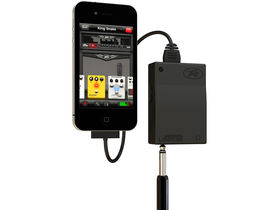 NAMM 2012: Peavey unveils AmpKit Link HD iOS guitar interface