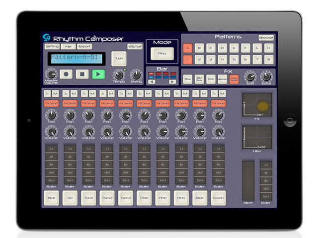 Sobal Corporation S4 Rhythm Composer, Free